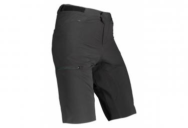 Pantalones Cortos Leatt Mtb 1 0 Negro Xs