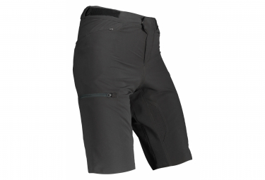 Pantalones Cortos Leatt Mtb 1 0 Negro L
