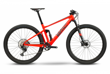 MTB Doble Suspensión BMC Fourstroke 01 Three 29'' Rouge 2021