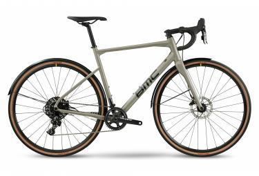 Bicicleta de gravel BMC Roadmachine X Sram Apex 11S 700 mm Rhino Grey 2021