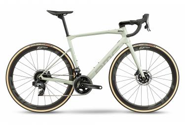BMC Roadmachine 01 Three Road Bike Sram Force eTap AXS 12S 700 mm Green Sand 2021