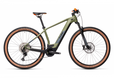Electric Hardtail Cube Reaction Hybrid Race 625 29 Shimano Deore XT 12V 29'' 2021