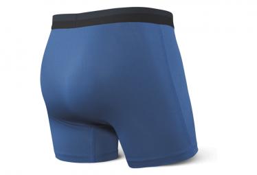 Boxer Saxx Sport Mesh City Bleu