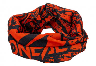 ONEALL NECKWARMER WALL black/red
