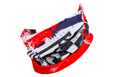 O'Neal USA Neck Warmer White / Blue / Red