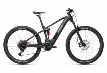 Electric Full Suspension MTB Cube Stereo Hybrid 120 Pro 500 29 Sram SX Eagle 12S 29'' 2021