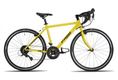 Frog Bikes Frog Road 70 Tdf Bicicleta De Carretera Para Ninos Shimano Sora 9s 26   Yellow Tour De France 2020 11 14 Anos