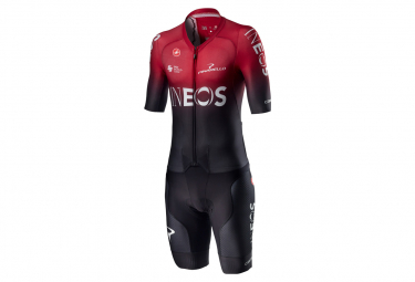 Castelli Sanremo 4.1 Team Ineos 2020 Suit Red / Black