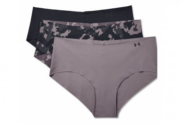 Under Armour Pure Stretch (3-Pack) Panties Multi-color Women