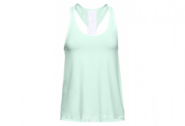 Camiseta sin mangas Under Armour Knockout azul mujer