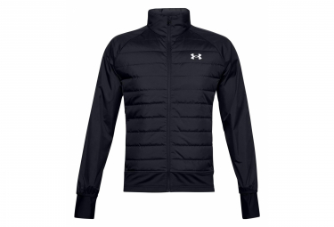 Under Armour Insulate Run Hybrid Chaqueta Negra Hombre S