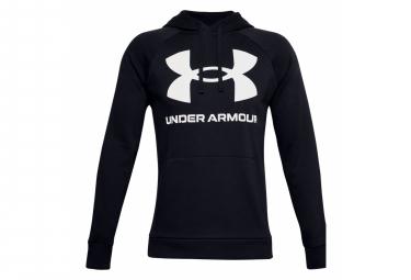 Under Armour Rival Fleece Logo Hooded Sweat Negro Hombre Xl