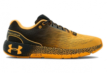 Zapatillas Under Armour HOVR Machina para Hombre Amarillo / Negro