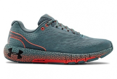 Chaussures de Running Under Armour HOVR Machina Bleu / Rouge