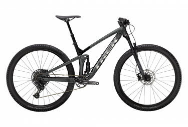 MTB Doble Suspensión Trek Top Fuel 7 29'' Gris / Noir 2021
