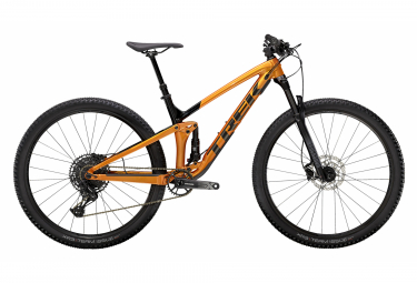 MTB Doble Suspensión Trek Top Fuel 7 29'' Orange / Noir 2021