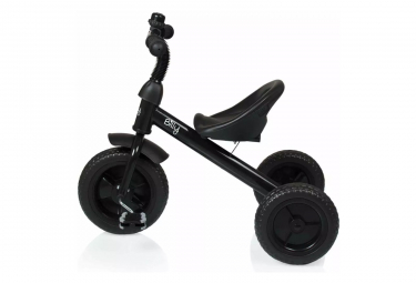 Billy Tricycle pour enfants Papaya Noir BLFK003-BK