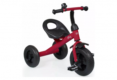 Billy Tricycle pour enfants Papaya Rouge BLFK003-RD
