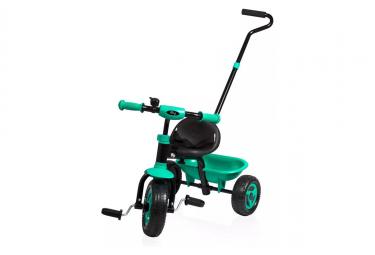 Image of Billy tricycle pour enfant berry noir et bleu blfk012 bkbl