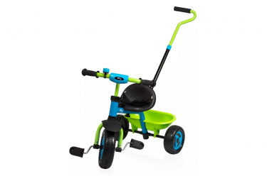 Billy Tricycle pour enfant Berry Bleu et Vert BLFK012-BLRG