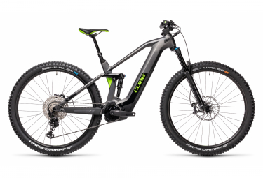Electric Full Suspension MTB Cube Stereo Hybrid 140 HPC SL 625 29 Shimano XT 12S 29'' 2021