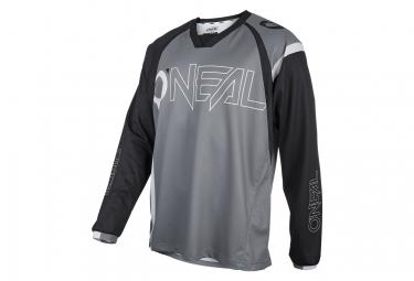 O'Neal Element FR Long Sleeve Jersey Black / Gray