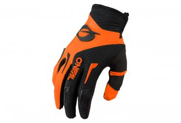 Gants Longs O'Neal Element Jaune Orange / Noir