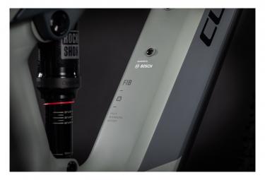 MTB Eléctrica Doble Suspensión Cube Stereo Hybrid 120 Pro 625 29 29'' Gris 2021