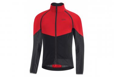 Veste Coupe-vent GORE Wear Phantom Gore-Tex Infinium Rouge Noir