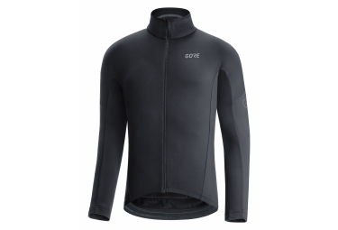 Long Sleeves Jersey GORE Wear C3 Thermo Black