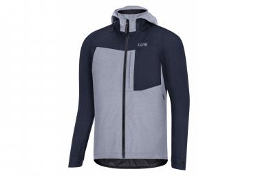 Chaqueta Gore Wear C5 Gtx Trail Hd Azul Xl