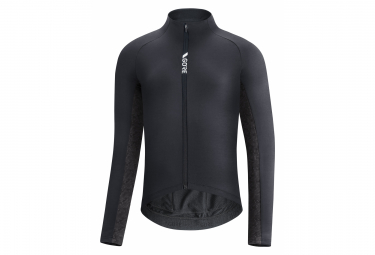 Long Sleeves Jersey GORE Wear C5 Thermo Black/Grey