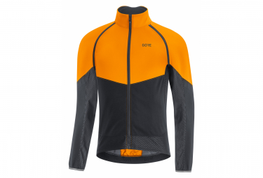 Veste Coupe-vent GORE Wear Phantom Gore-Tex Infinium Orange Noir