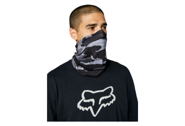 Fox Legion Camo Neck Warmer Black