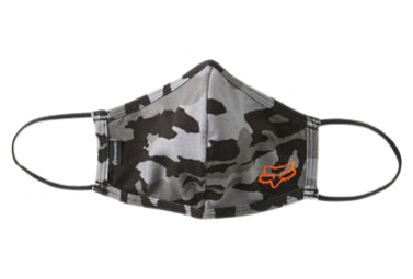 Fox Camo Mask Black