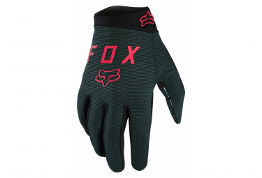 Fox Ranger Women's Long Gloves Pair Green