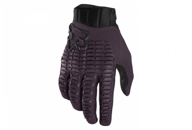 Paire de Gants Longs Fox Defend Violet