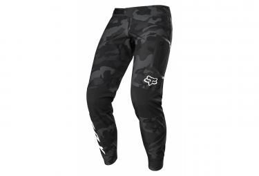 Fox Defend Fire Trousers Black Camo