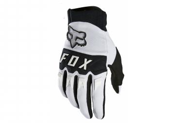 Paire de Gants Longs Fox Dirtpaw Blanc