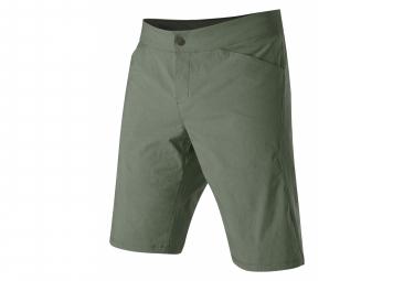 Short avec Peau Fox Ranger Lite Vert