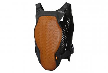 Gilet de Protection Fox Raceframe impact SB CE D3O Noir