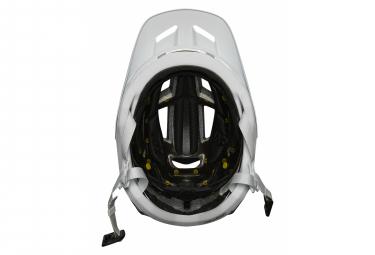 Casco Fox Speedframe Pro Mips Blanc