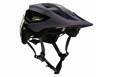 Fox Speedframe Pro Mips Helmet Black / Purple