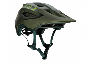 Fox Speedframe Helmet Green