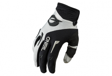 O'Neal Element Long Gloves Gray / Black