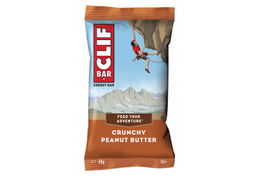 Image of Barre energetique clif bar beurre de cacahuete 68g