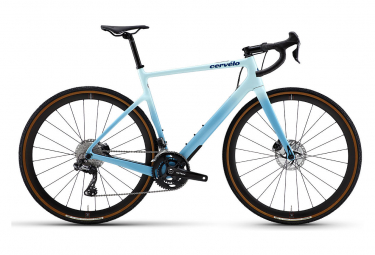 Gravel Bike Cervélo Aspero 700 Disc Shimano GRX Di2 2x11V Seabreeze 2021