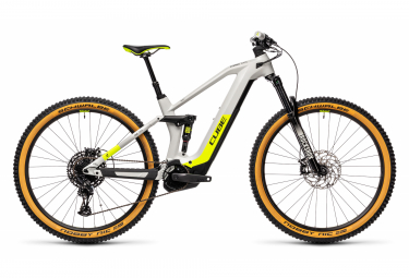 Electric Full Suspension MTB Cube Stereo Hybrid 140 HPC Race 625 29 Sram NX/SX Eagle 12S 29'' 2021