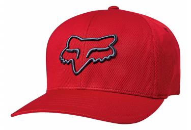 Gorra Fox Lithotype Flexfit Rojo L Xl