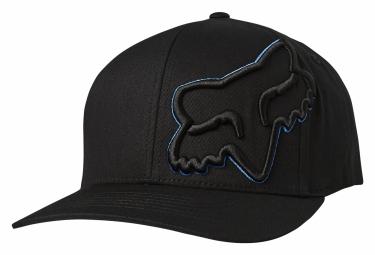 Casquette Fox Episcope Flexfit Noir/Bleu
